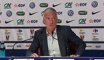 Equipe de France Ngolo Kanté et Dimitri Payet appelés par Didier Deschamps