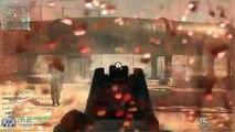 CoD MW2 ump45 gameplay