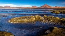 Top 10 Beautiful Lakes of Color - Beautiful Lakes Video