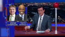 Stephen Colbert and the outrageous FIFA presidency candidates' names