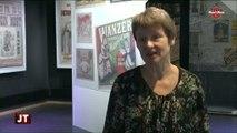 Archives municipales d'Annecy : La salle d'exposition