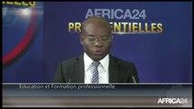 Débats, Présidentielle 2016 au Congo - Education et formation professionnelle (2/3)