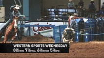 RFD TVs Western Sports Wednesdays 8 PM ET (30 seconds)