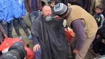 L'artiste Ai Weiwei à Idomeni pour soutenir les migrants