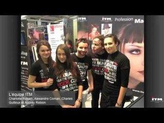 ITM Paris au Salon des Formations Artistiques de L'Etudiant 2012.m4v