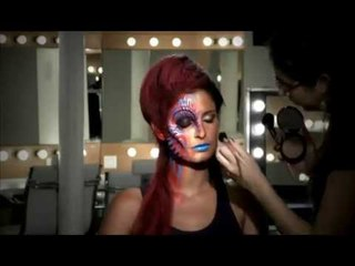 Teaser FACE OFF présenté par Miss France Malika Menard-maquillage ITM