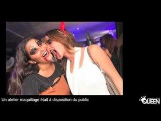 Halloween 2011- Maquillage boîte de nuit par ITM