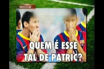 Alvo de elogios e críticas, Patric se torna 'vitrine' do Atlético