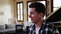 Charlie Puth Talks About Working With Selena Gomez _ GRAMMYs