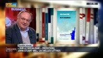 Les livres de la dernière minute: John Stuart Mill et Slimane Kader - 18/03