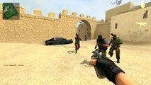 Counter-Strike Source Oynanışı - Dust2 CSS - Gameplay - CSOYUNCU -