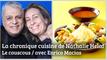 Le couscous - La chronique cuisine de Nathalie Helal