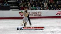 Tessa Virtue & scott Moir interview 2016 - ICE Dance Final pt1 -2016 Canadian figure Skating Championships