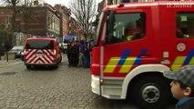 Arrestation d'Abdeslam : le quartier de Molenbeek bouclé par la police belge
