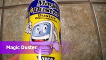 Review Magic Duster Compressed Air Can 10 oz Computer All Electronics BTW There is NO AIR