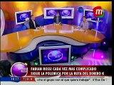 Iliana Calabró habló de los videos que complicaron a Fabián Rossi