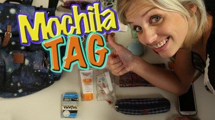 ¿Qué llevo en mi mochila? (tag)   Es Aldana