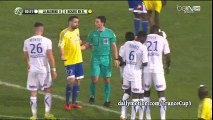 All Goals HD - Auxerre 1-2 Bourg Peronnas - 18-03-2016