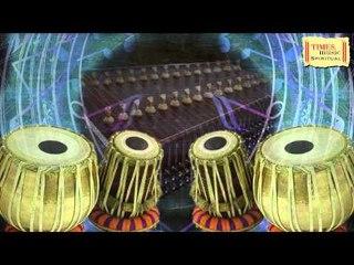 Vilambit - Roopak Taal Drut Teen Taal HD | Pt. Shivkumar Sharma