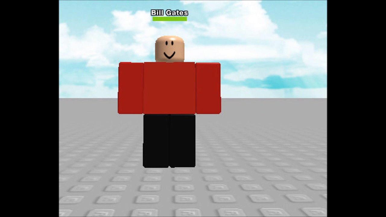 Bill Gates Vs Steve Jobs EBR (ROBLOX)