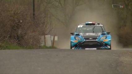 Rallye Le Touquet Pas-de-Calais : Brunson s'adjuge l'étape 1 !