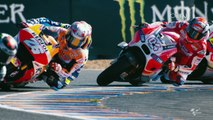 Leaning Into MotoGP