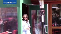 Gigi Hadid rushes out of New York City pad as she scurries to modeling gig