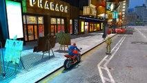 Spiderman, Tortues ninja & Flash McQueen Disney Pixar Cars 2   Dessin animé Francais
