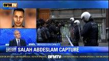 """Arrestation d'Abdeslam : """"Ce n'est pas la fin"""", selon un ancien du GIGN"""