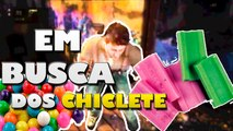 Uncharted: Em busca dos chiclete