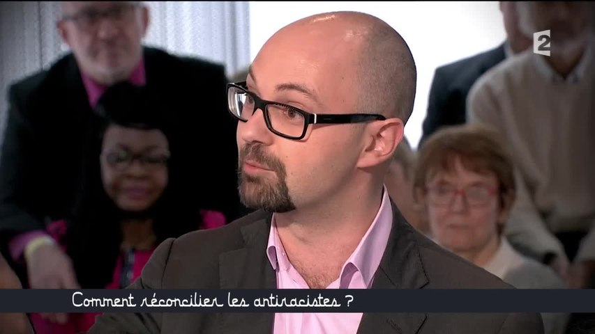 "Thomas Guénolé à Houria Bouteldja : ""Vous êtes raciste, misogyne, homophobe"" - Ce soir (ou jamais !) - 18/03/16"