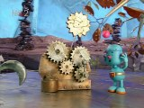 Mali Roboti - Od Bubnja ni B (Sinhronizovan crtani film za decu)