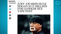 Hogan Awarded $115 Million In Sex Tape Suit Against Gawker