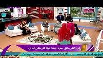 Salam Zindagi With Faisal Qureshi – 16th March 2016 P2