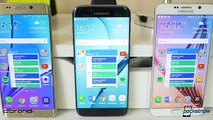 Samsung Galaxy S7 edge vs Galaxy Note 5 and Galaxy S6 edge+