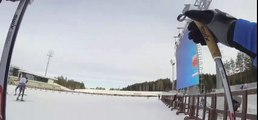 IPC Nordic Skiing World Cup in Tyumen, Russia - Sit-ski course