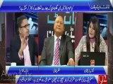 Rauf Klasra harshly criticizing Shahid Afridi