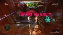 Halo 5 Capture The Flag!!!