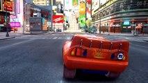 Cars Spiderman Nursery ♪ The Mulberry Bush ♪ Nursery Rhymes Cars Spiderman McQueen Songs