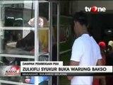 Bek Timnas Indonesia Zulkifli Syukur Jadi Tukang Bakso