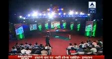 Imran Khan Praising Muhammad Aamir In Indian Show