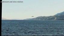 Presunto UFO avvistato e filmato nel Mare Adriatico