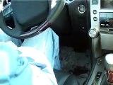 Một loạt thử ngiệm Lexus GX 460 của một cô gái trẻ người Nga