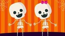 Shake Dem Halloween Bones - Halloween Songs for Children - Them Bones