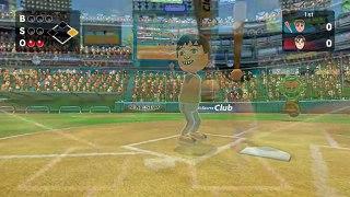 Wii U Wii Sports Club All Sports Trailer
