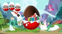 Surprise Eggs!!! My Little Pony!!! Май Литл Пони! Мой маленький пони  Дружба это чудо!