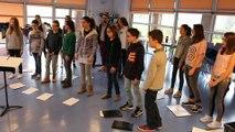 Répétition du Choeur de l'Avesnois