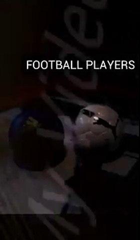 ΚΛΩΣΟΡΙΣΜΑ ΤΩΝ FOOTBALL PLAYERS (News World)