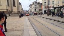 Le Mans Pop Festival: musique dans le tram