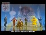 Dschinghis Khan - Moskau (Subtitulado)